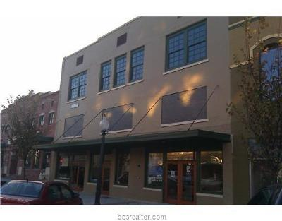 Commercial Lease For Lease: 208 North Bryan Street #12