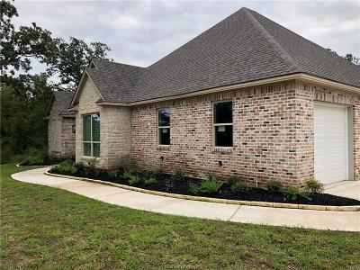 College Station Single Family Home For Sale: 4900 Holden