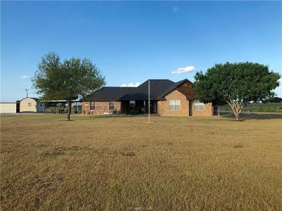 Bryan Single Family Home For Sale: 4400 Fm 974