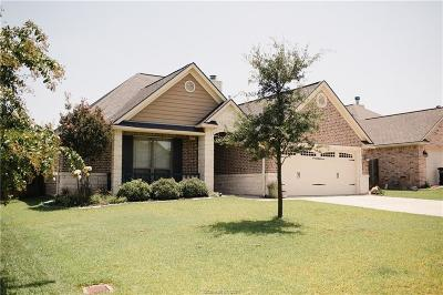 College Station TX Single Family Home For Sale: $256,500