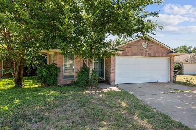 College Station TX Single Family Home For Sale: $179,000