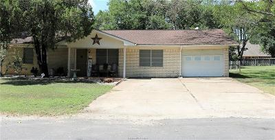 Single Family Home For Sale: 911 Anchor Street