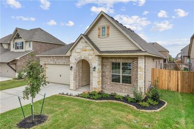 College Station Single Family Home For Sale: 2535 Portland Avenue