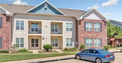 Brazos County Condo/Townhouse For Sale: 801 Luther Street #302