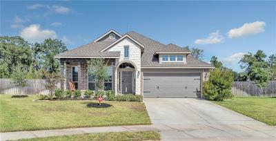 College Station Single Family Home For Sale: 4110 Bridgewood Court