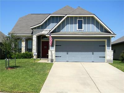 College Station TX Single Family Home For Sale: $221,000