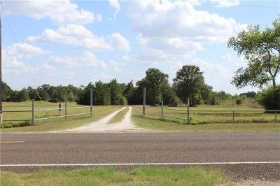 Madisonville Single Family Home For Sale: Fm 1452