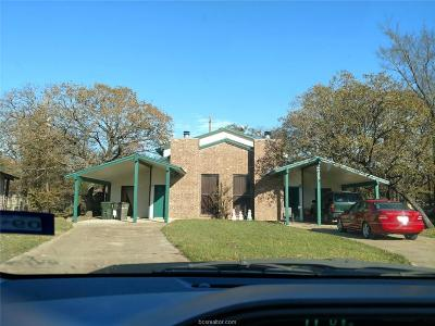 Bryan Condo/Townhouse For Sale: 2917 Forest Bend Drive