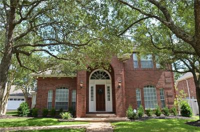 Bryan Single Family Home For Sale: 4603 Locksford