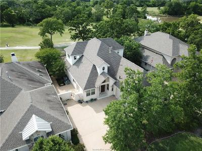 College Station Single Family Home For Sale: 4738 Stonebriar Circle
