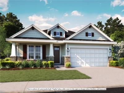 Bryan Single Family Home For Sale: 3418 Dovecote