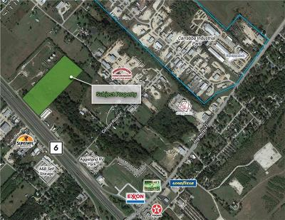 College Station, Bryan, Iola, Caldwell, Navasota, Franklin, Madisonville, North Zulch, Hearne Residential Lots & Land For Sale: 0000 North Highway 6