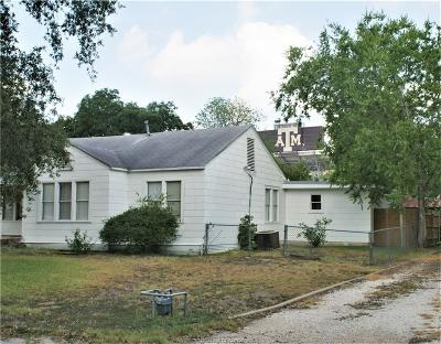 College Station Single Family Home For Sale: 511 Old Jersey Street