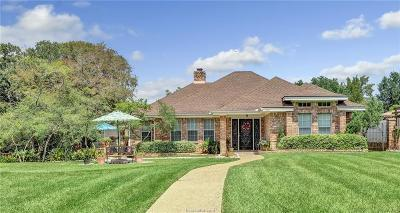 Bryan Single Family Home For Sale: 5661 Chelsea Circle