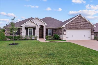 Bryan Single Family Home For Sale: 3336 Fiddlers Green