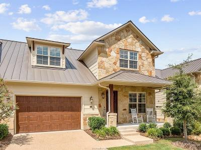 Bryan  , College Station Condo/Townhouse For Sale: 3400 Heisman Circle #7M
