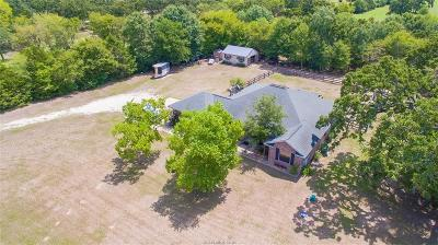 Bryan Single Family Home For Sale: 16162 Wilson Pasture Road