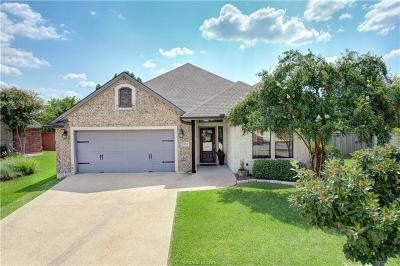 Bryan , College Station  Single Family Home For Sale: 3908 Faimes Court