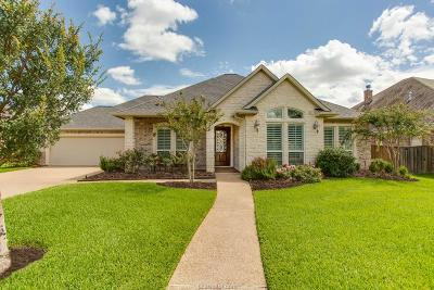 College Station Single Family Home For Sale: 5307 Woodall Court
