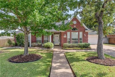 College Station Single Family Home For Sale: 706 Coral Ridge W