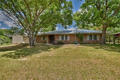 Burleson County Single Family Home For Sale: 2601 County Road 429