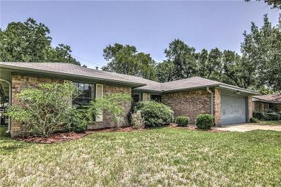 Bryan Single Family Home For Sale: 3113 Forestwood Drive