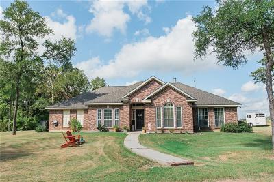 Burleson County Single Family Home For Sale: 1408 County Road 143