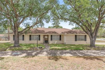 Bryan Single Family Home For Sale: 3501 Cavitt