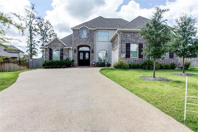College Station Single Family Home For Sale: 2613 Cartington Court