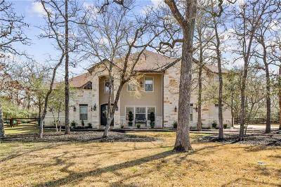 College Station Single Family Home For Sale: 3424 Toltec Trail
