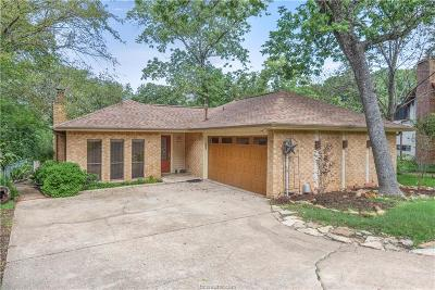 Bryan TX Single Family Home For Sale: $199,999