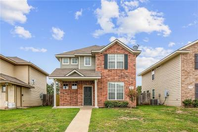 College Station Single Family Home For Sale: 2921 McLaren Drive
