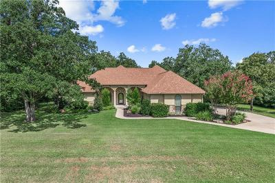 College Station Single Family Home For Sale: 4907 Williams Ridge Court