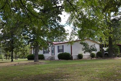 Navasota Single Family Home For Sale: 14741 Cr 304 Drive