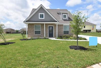 College Station Single Family Home For Sale: 7005 Canter Court
