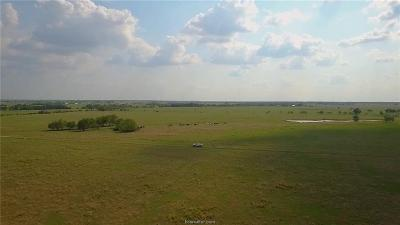 bryan Residential Lots & Land For Sale: 90.34 Ac Collette Lane