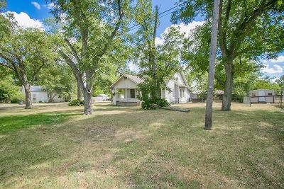 Burleson County Single Family Home For Sale: 206 South Broadway Street