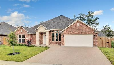 College Station Single Family Home For Sale: 1213 Brunswick Court