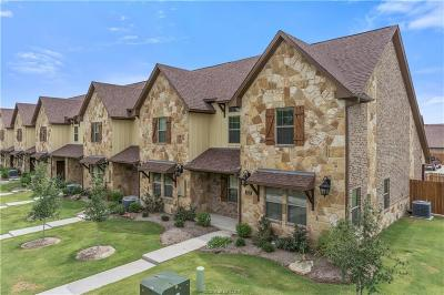 College Station Condo/Townhouse For Sale: 3010 Towers