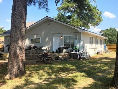 Franklin Single Family Home For Sale: 1696 W. Us Hwy 79