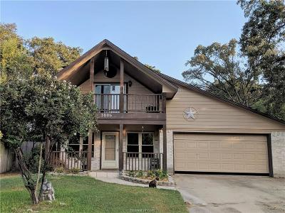 Bryan Single Family Home For Sale: 1006 Mistywood Court