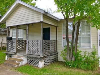 Robertson County Single Family Home For Sale: 409 W Brown Street