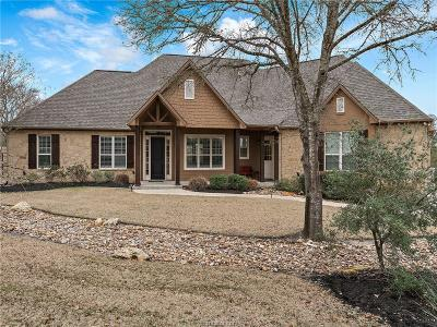 Brazos County Single Family Home For Sale: 4805 Wayne Court