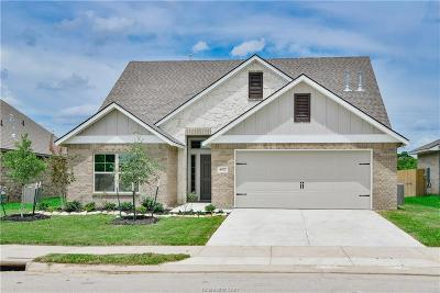 College Station Single Family Home For Sale: 4027 Dunlap Loop