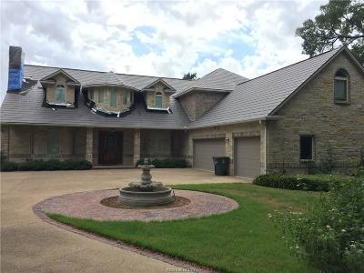Brazos County Single Family Home For Sale: 3054 Hickory Ridge Circle