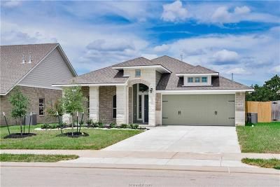 College Station Single Family Home For Sale: 4029 Dunlap Loop