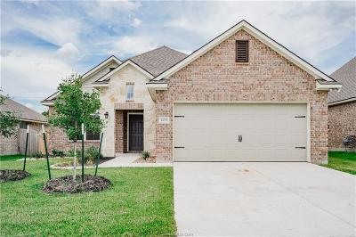 College Station Single Family Home For Sale: 4033 Dunlap Loop
