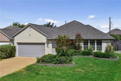 Bryan Single Family Home For Sale: 2618 Lochinvar Lane