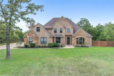 College Station Single Family Home For Sale: 17790 Saddle Creek Drive
