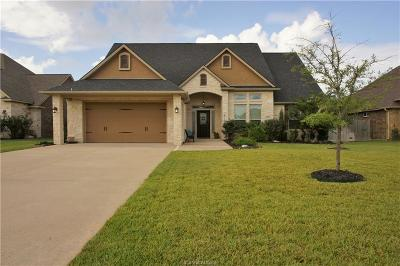 College Station Single Family Home For Sale: 4304 Norwich Drive